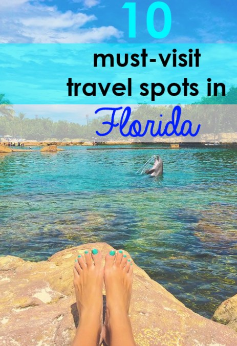 Must-Visit Travel Spots in Florida