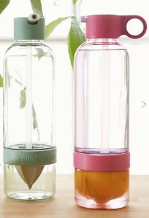Urban Outfitters Citrus Zinger Sport Water Bottle