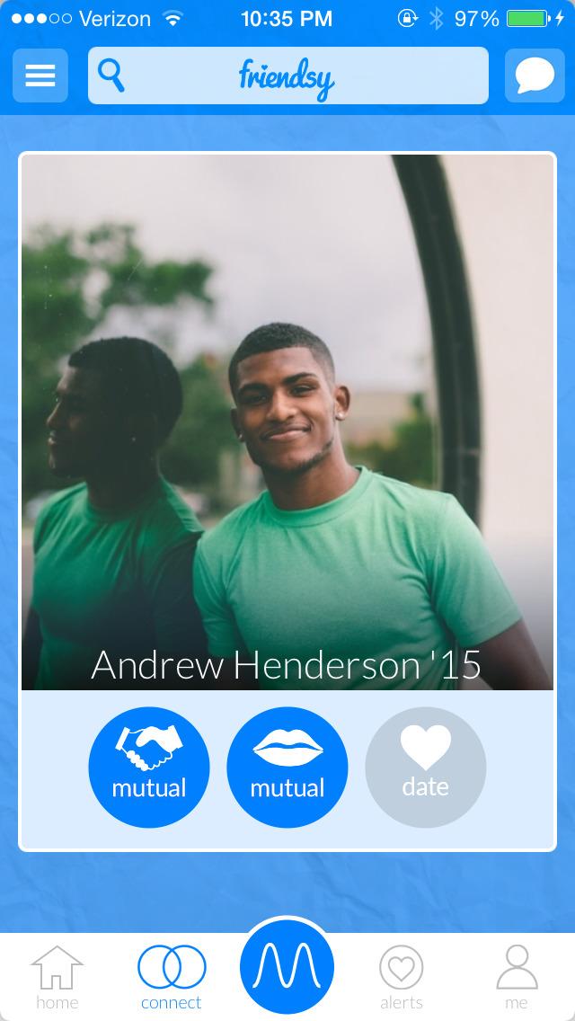 Best hookup app for college students