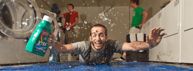 10 Things You'll Only See In a College Dorm