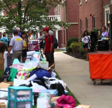 College Move In Tips