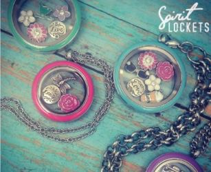 Spirit Lockets Giveaway - Charmed jewelry