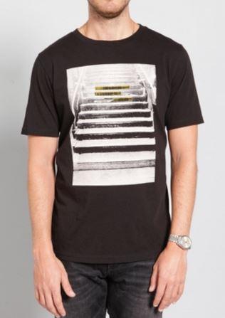 Stairway - Men's Graphic T-Shirt