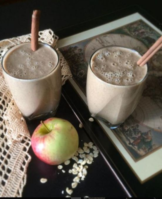 You can have a smoothie as a dessert or after a long work out.