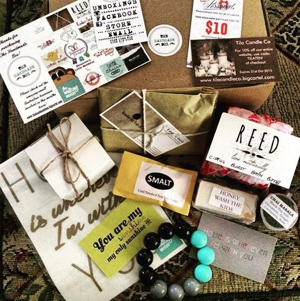 Subscription boxes are the best!