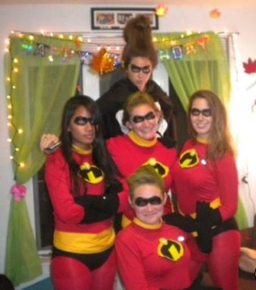 great group costumes - Great Group Halloween Costume Ideas