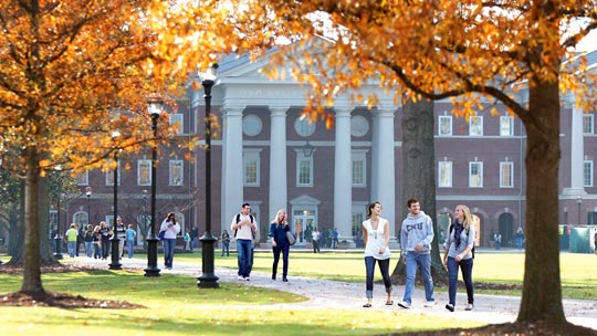 Things to consider when choosing a college