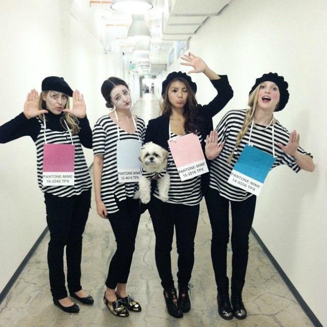 10 Creative Group Halloween Costume Ideas