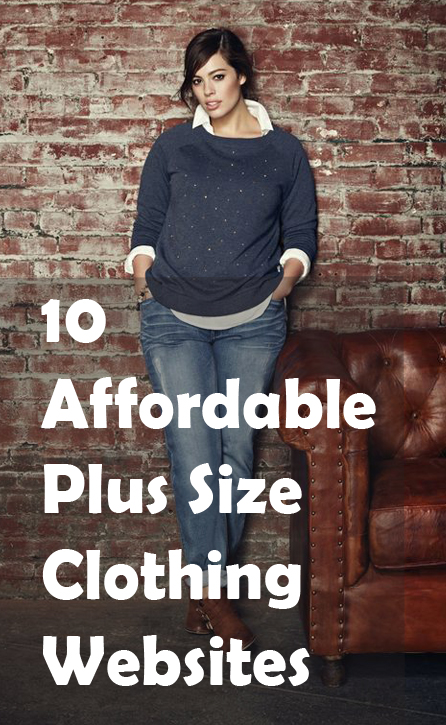 10 Affordable Plus Size Clothing Websites - Society19