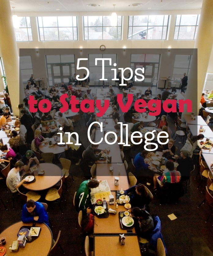 Follow these tips to keep yourself on track, even at the dining hall.