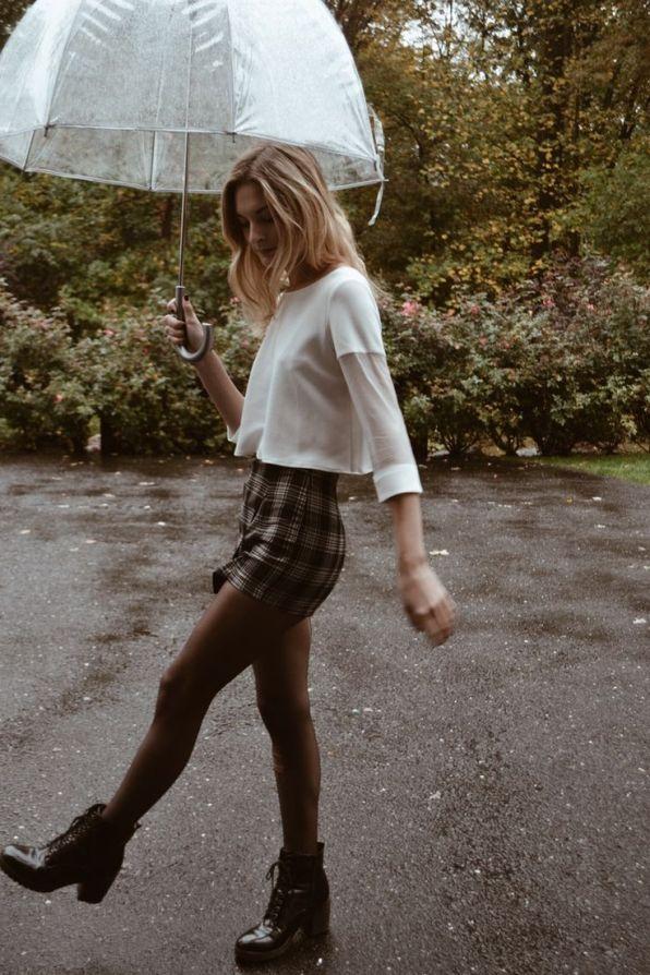 Rainy days call for a cute umbrella!