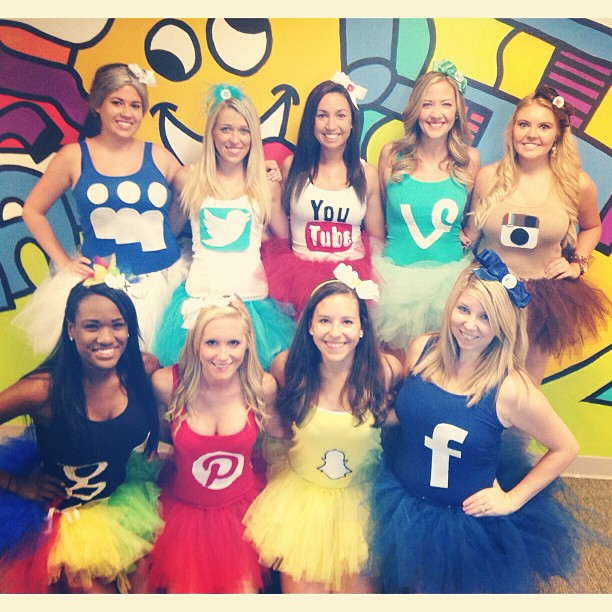 Group costume ideas!