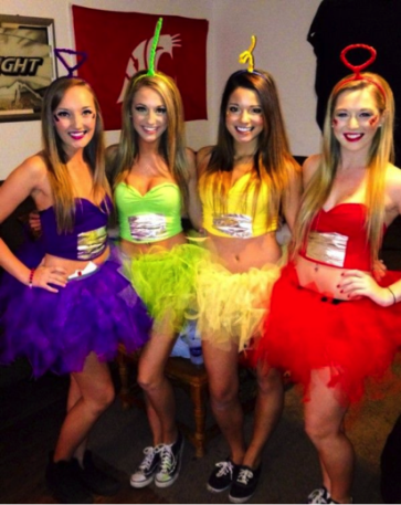 Great group costume ideas!