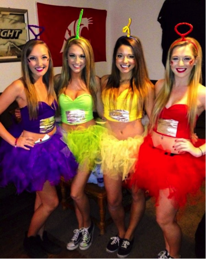 Great group costume ideas!  sc 1 st  Society19 & 10 Creative Group Halloween Costume Ideas - Society19