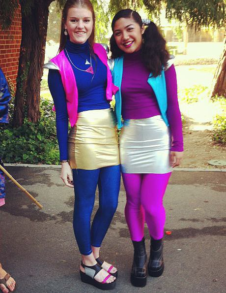 Couples Halloween costume ideas for best friends!
