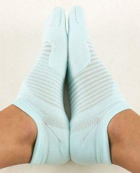 cute running socks