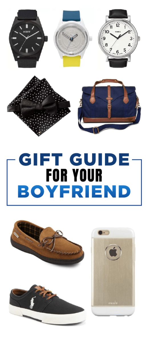 These gift ideas for guys are such great ideas!