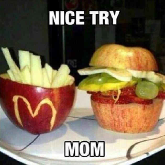food trick