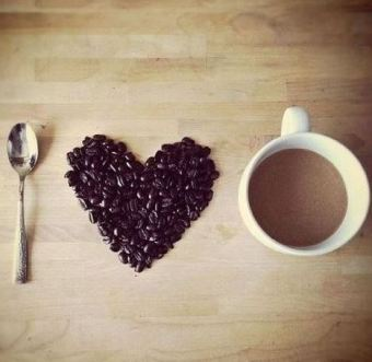 This coffee picture is so cute