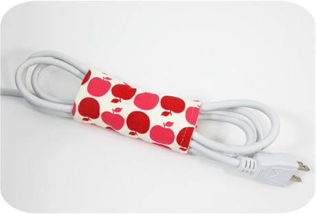 keep those cords untangled with cord wrappers