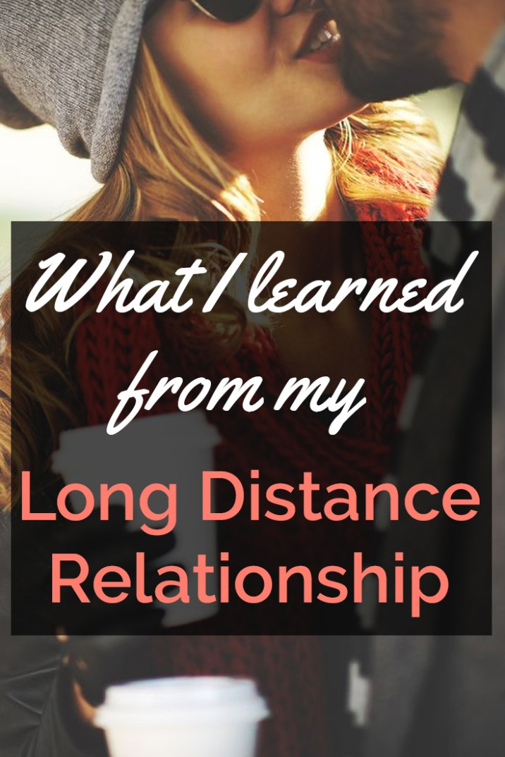 What I Learned From My Long Distance Relationship - Society19