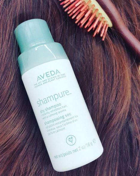 Using dry shampoo will keep your hair fresh.