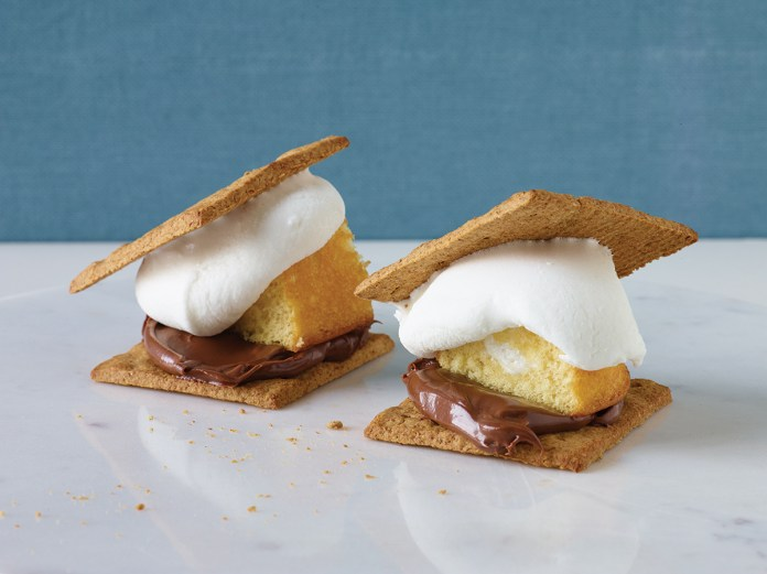 S'more recipe with a twist!