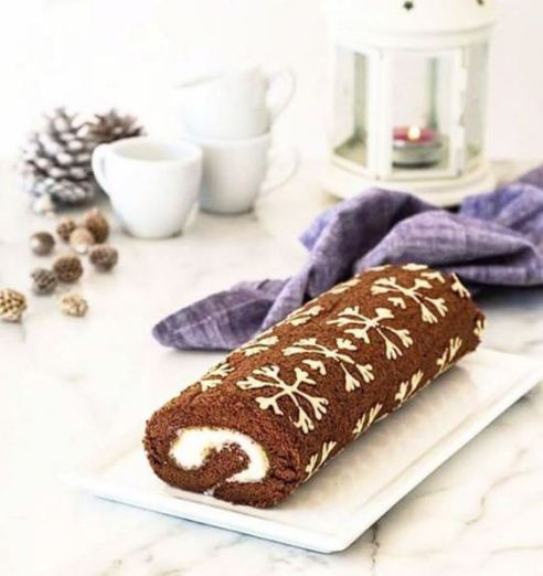 Rolll cake
