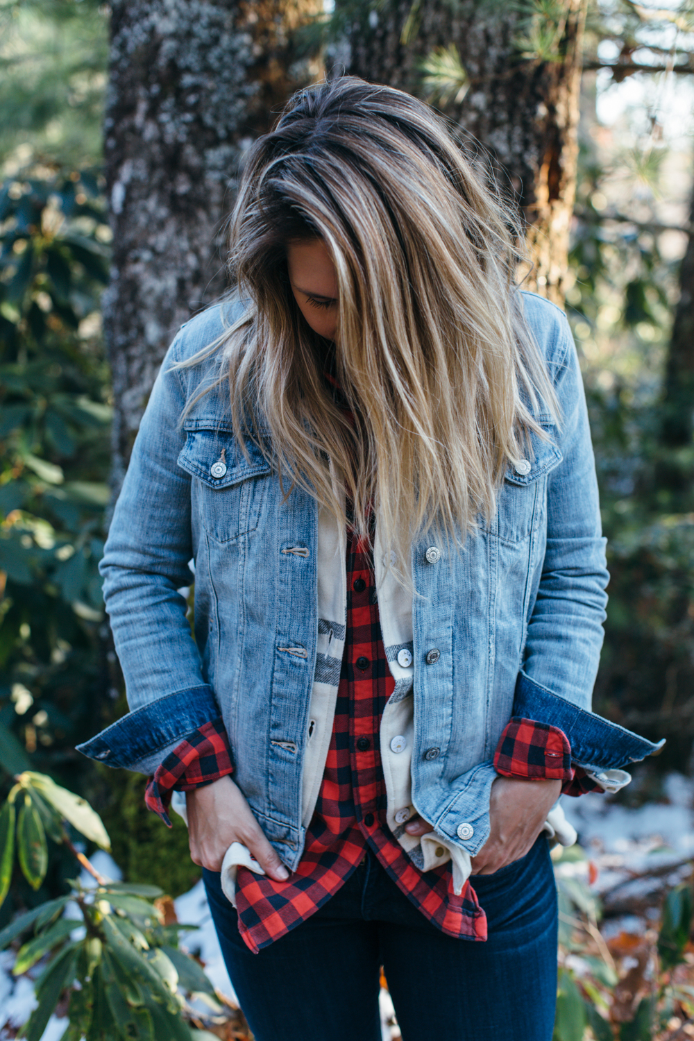 flannel, 6 Cute And Easy Ways To Style A Flannel