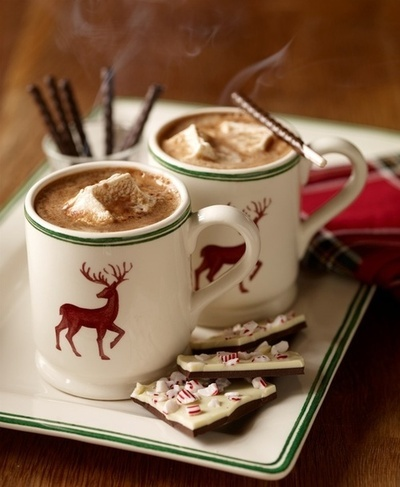 Hot Chocolate Party from Society 19