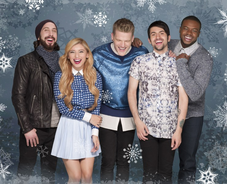 You may start to get a little sick of 24/7 Christmas songs by December 25th. Here are 15 Christmas songs that we actually want to listen to!
