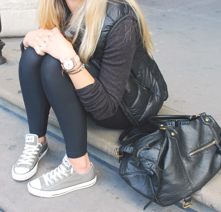 15 Ways to Style Your Converse