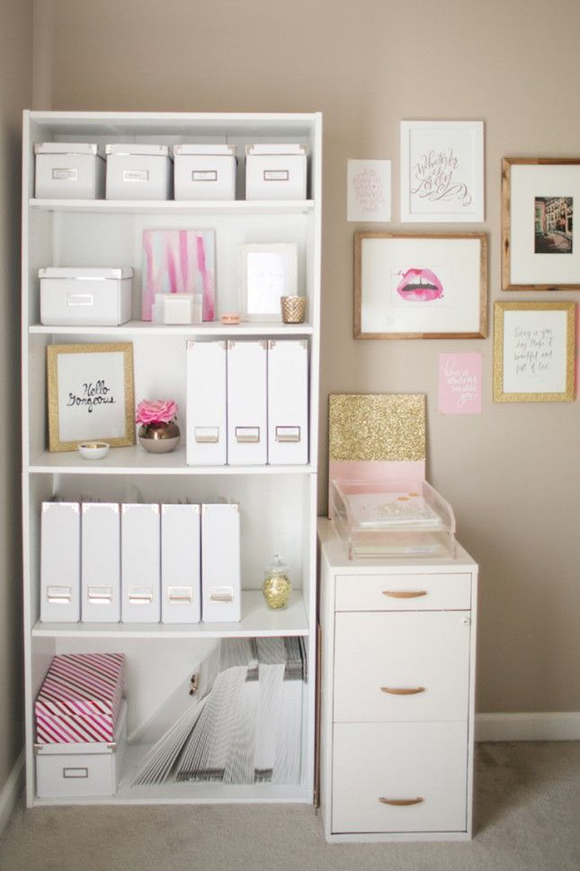 Getting organized is among great things to do new year's day!