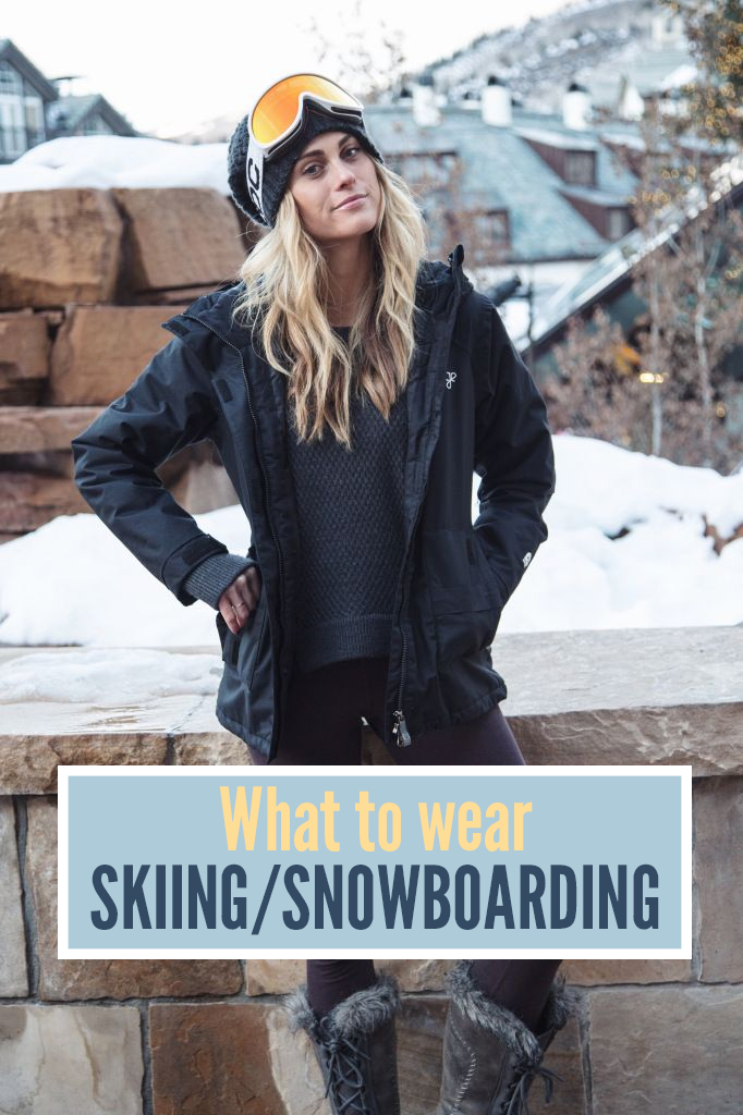 What To Wear Skiing Or Snowboarding Society19