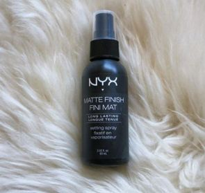 Nyx is a great makeup dupe alternative to Mac Fix +