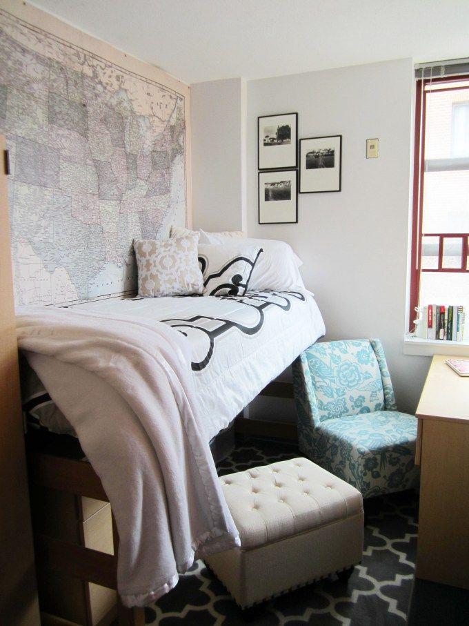 Dorm Room Furniture: 6 Tips To Make Your Dorm Room Look Bigger