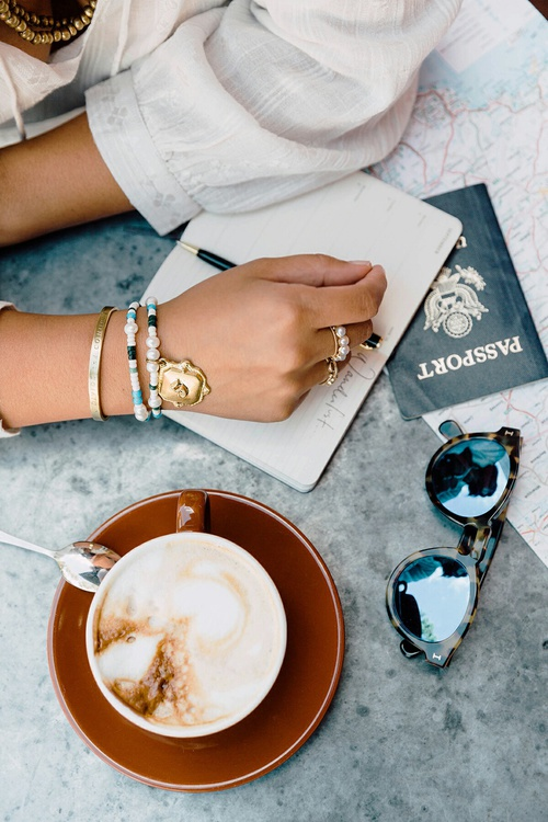 plan ahead and write down trips you want to take!