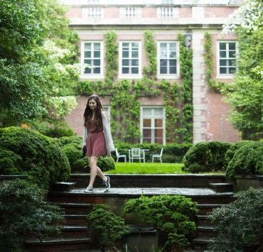 10 Most Beautiful Places on Campus