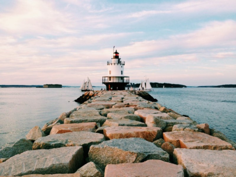 cool Cape Cod lighthouse