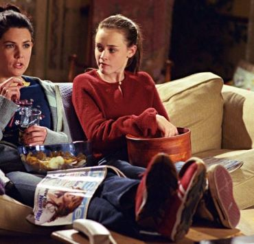 10 Times Gilmore Girls Summed Up College Life