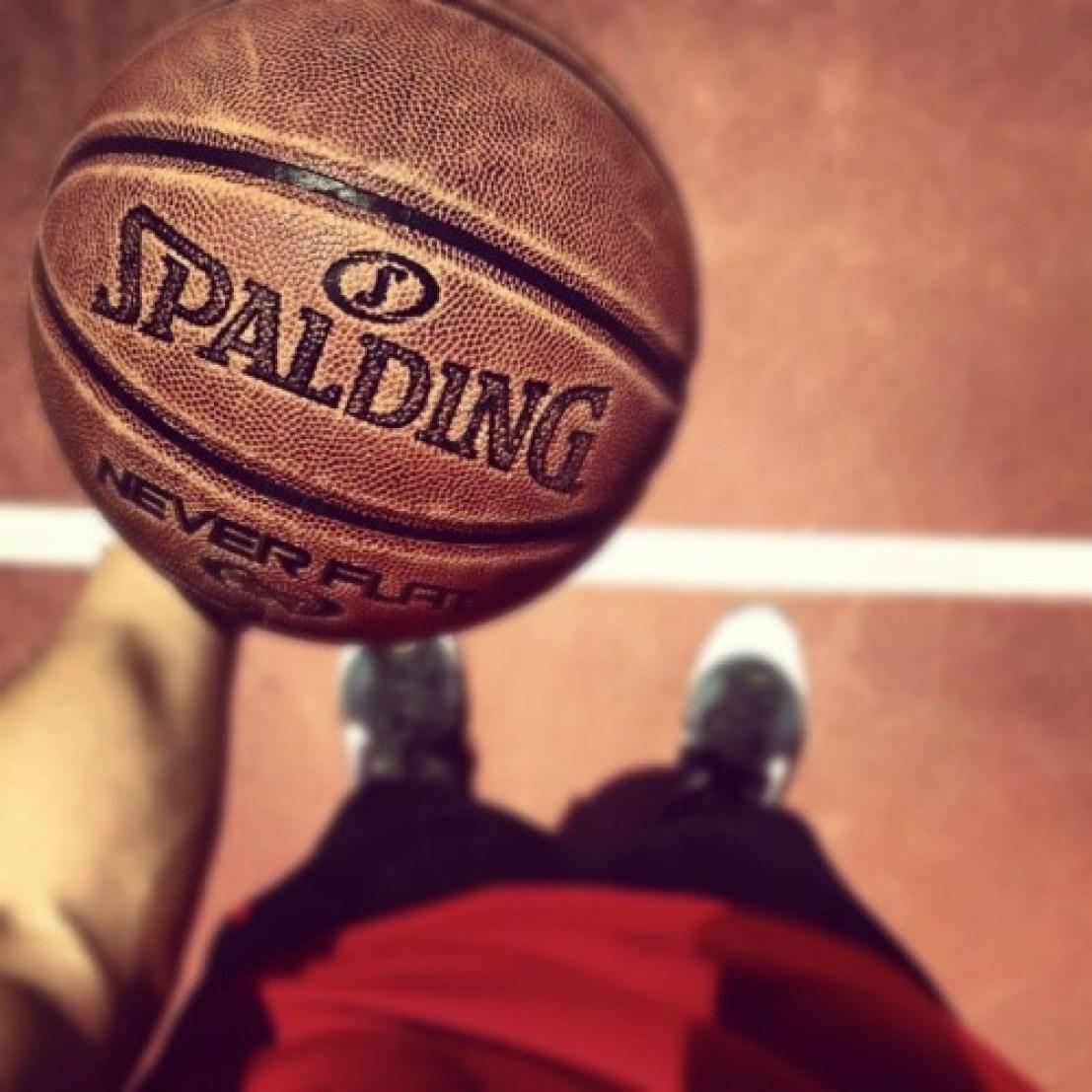 ISU bucket list - go to a basketball game!