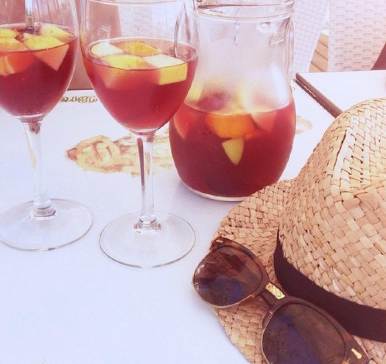 sangria - reasons to visit Spain!