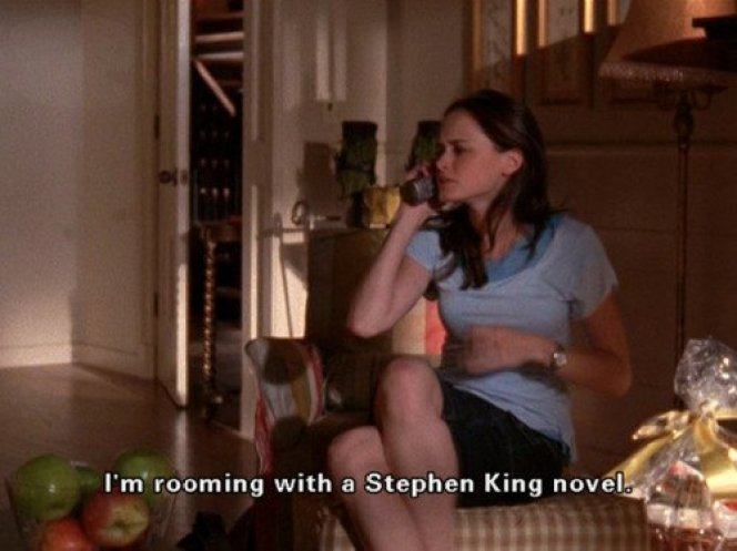 funny Gilmore Girls quote