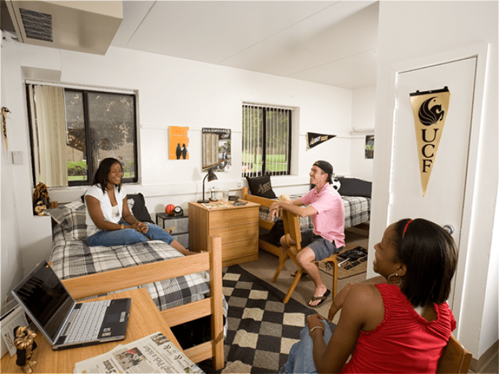 A Ranking Of UCF Dorms And Residence Halls - Society19