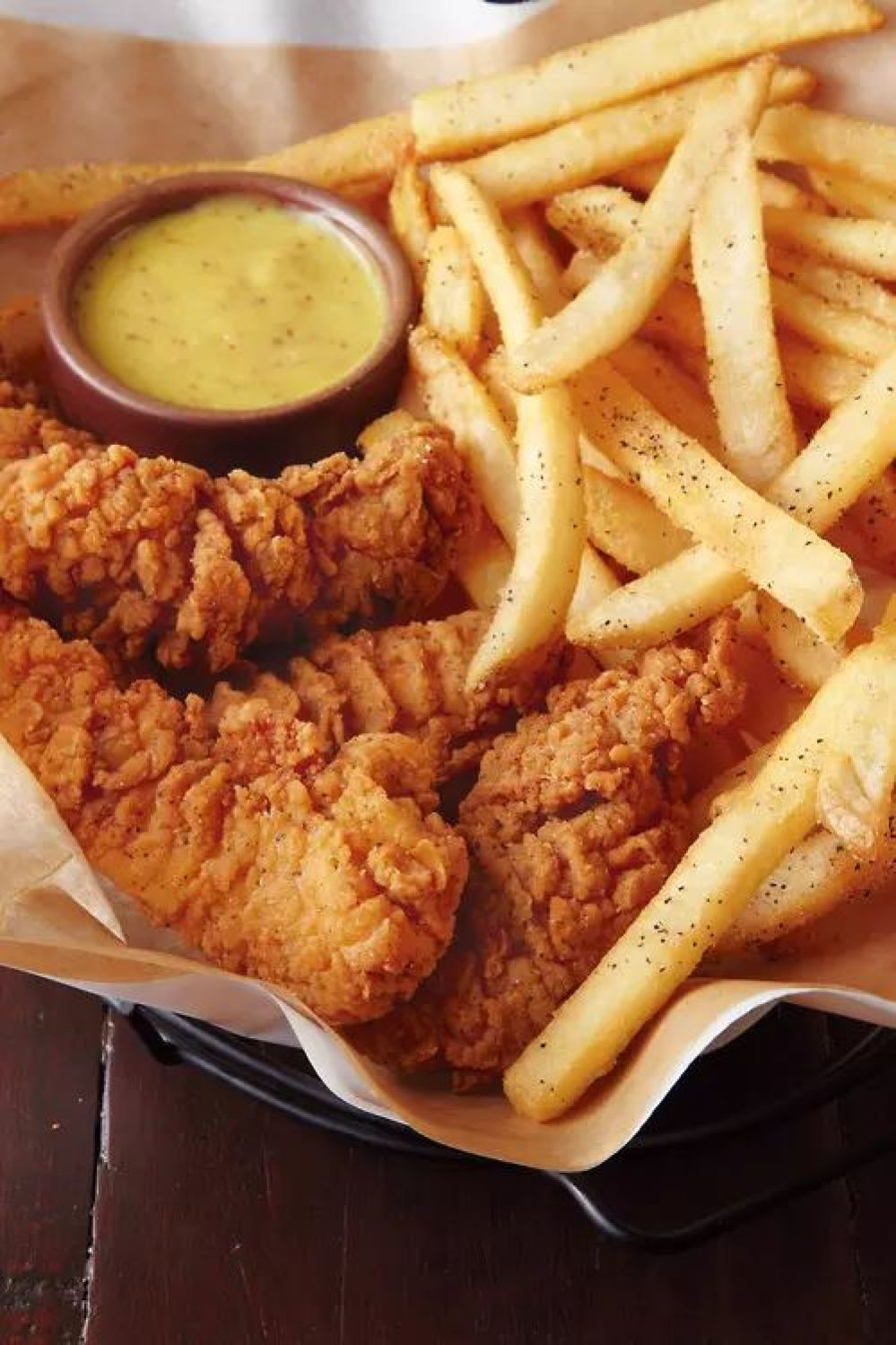 delicious chicken tenders