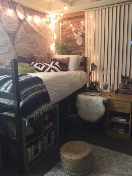 University Dorm Room List