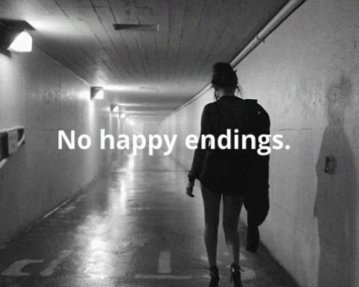 no happy endings - stages of registering for class
