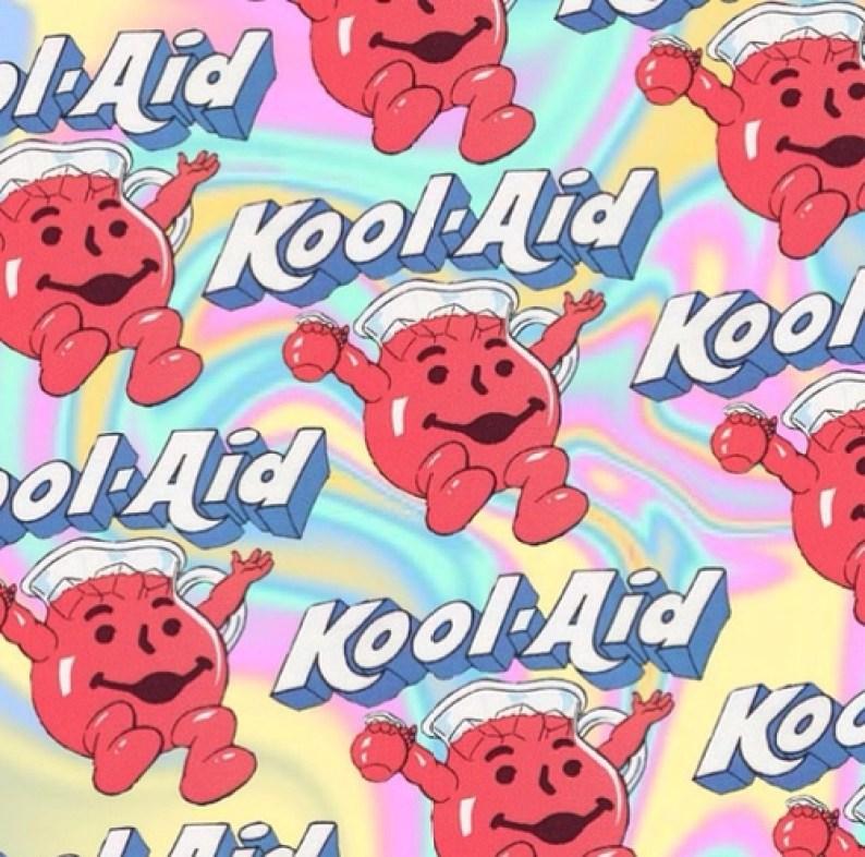 Kool Aid throwback