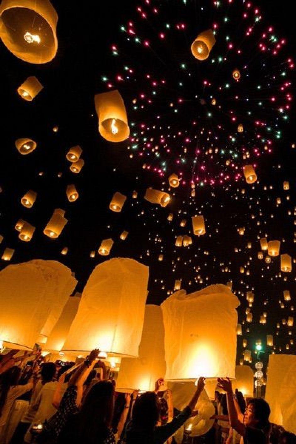 reasons to visit China - the Lantern Festival!