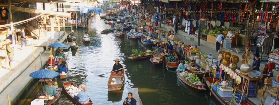 cool Asian market